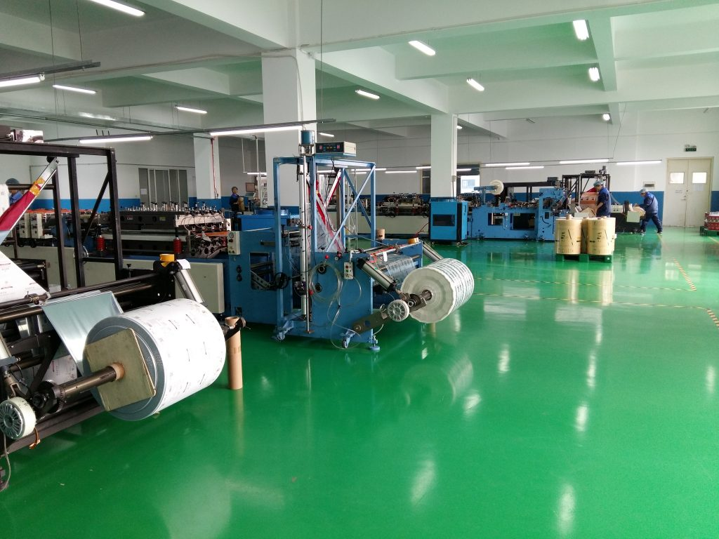 flexible packaging manufacturer